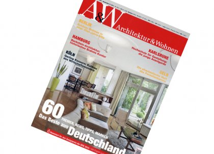 6 page kkaarrlls feature Architektur&Wohnen