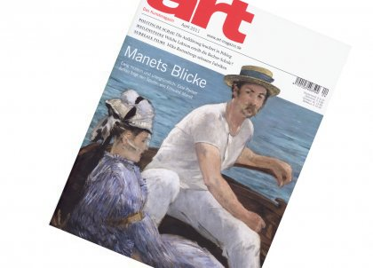 art Magazine April 2011